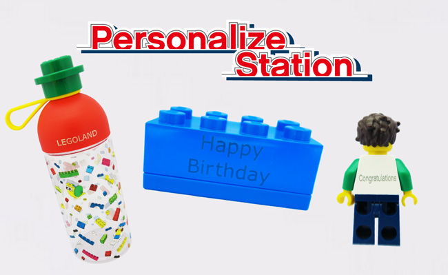 Personalize Station 650